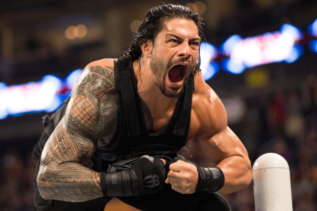 roman reigns wwe mahal