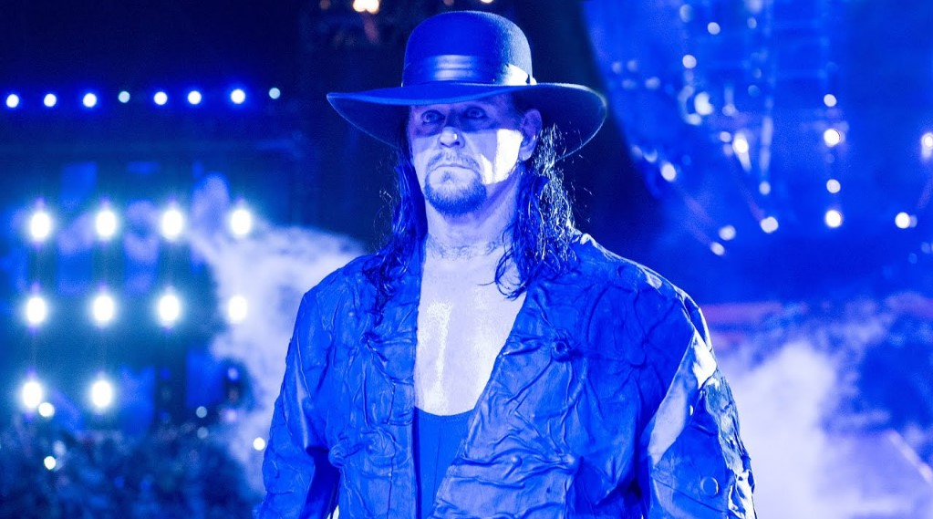 Undertaker Summerslam