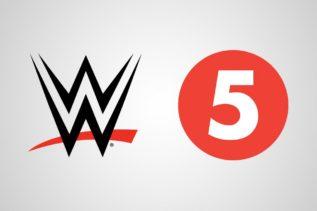 WWE 5 filippine