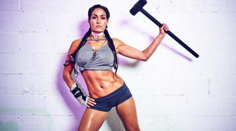 Nikki Bella - royal rumble
