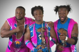 new day trio