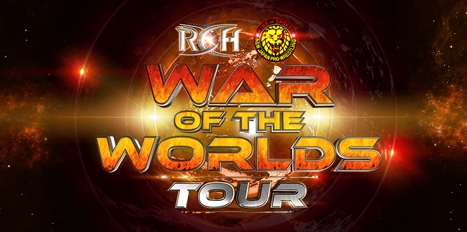 ROH - War of the worlds