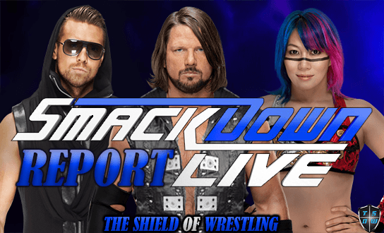 Smackdown Live report