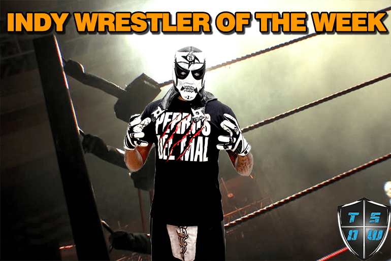 INDY WRESTLER OF THE WEEK PENTAGON JR