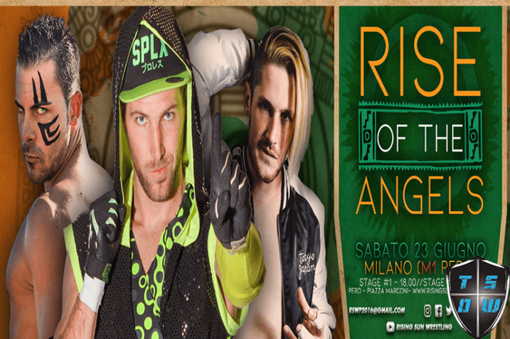 RISE OF THE ANGELS