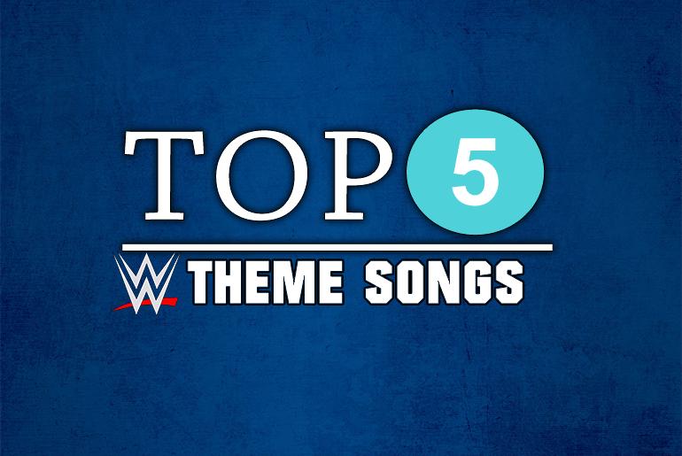 TOP5 THEME SONGS