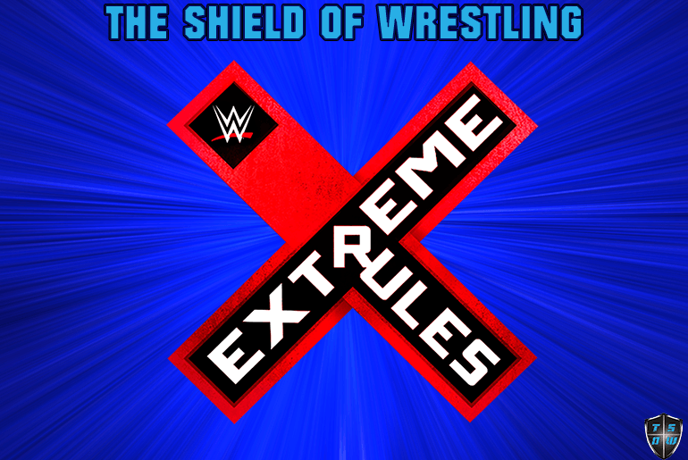 extreme rules WWE