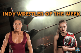 indy wrestler of the week pete dunne