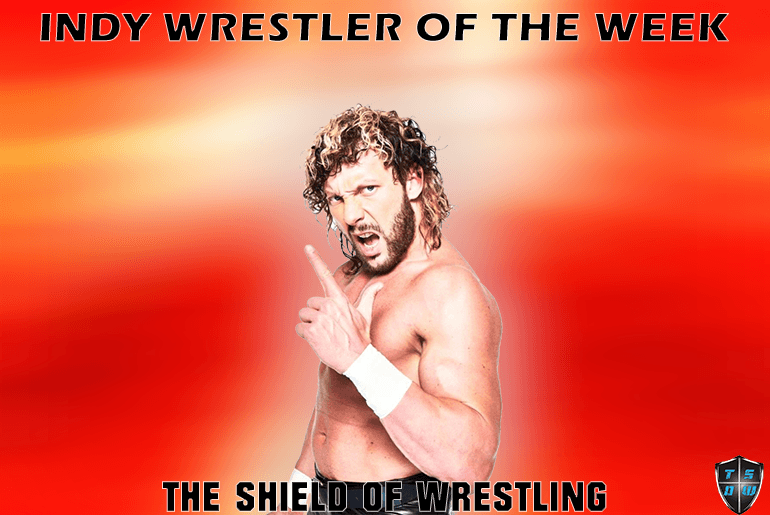 kenny omega indy wrestler of the week