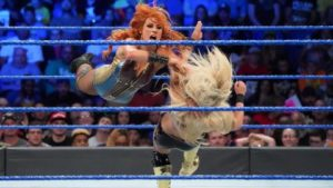 SMACKDOWN LIVE UPS AND DOWNS (17-7-18)