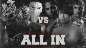 All in - Rey Mysterio