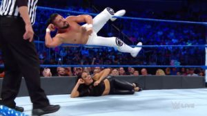 SMACKDOWN LIVE UPS AND DOWNS ( 24-07-2018 )