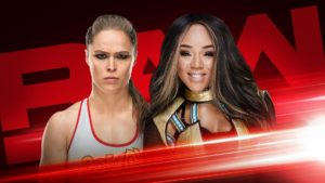MONDAY NIGHT RAW PREVIEW - (6-8-18)