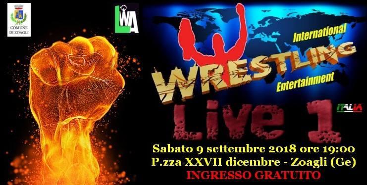 IWE Live 1