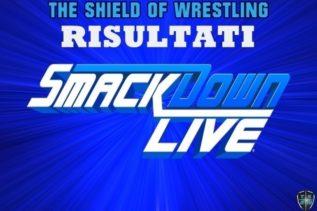 Risultati Smackdown Live Live