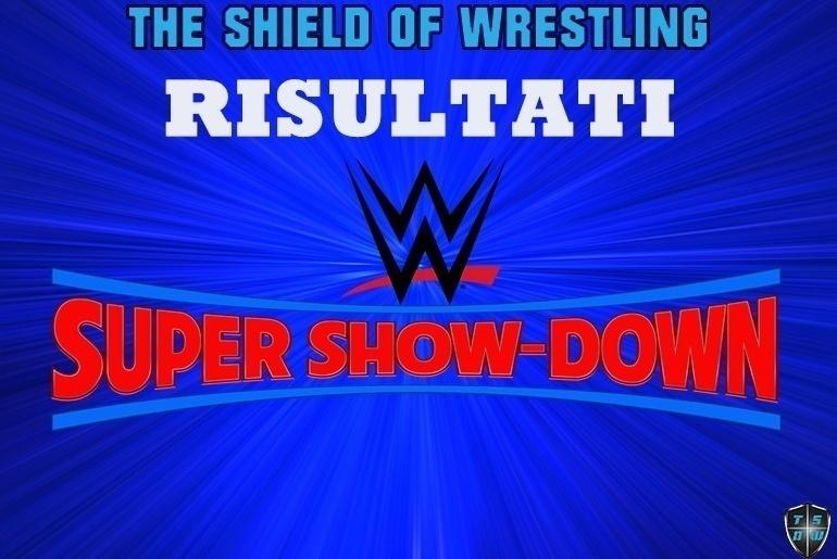 Super Show-Down - Risultati