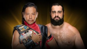 WWE: ANNUNCIATO UN MATCH PER CROWN JEWEL!