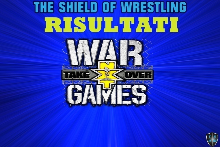 NXT Takeover War Games