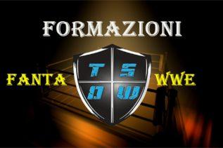 TSOW FantaWWE - Formazioni