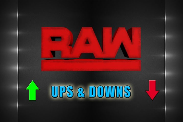 RAW Ups&Downs