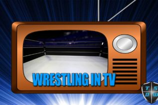 Il wrestling in TV
