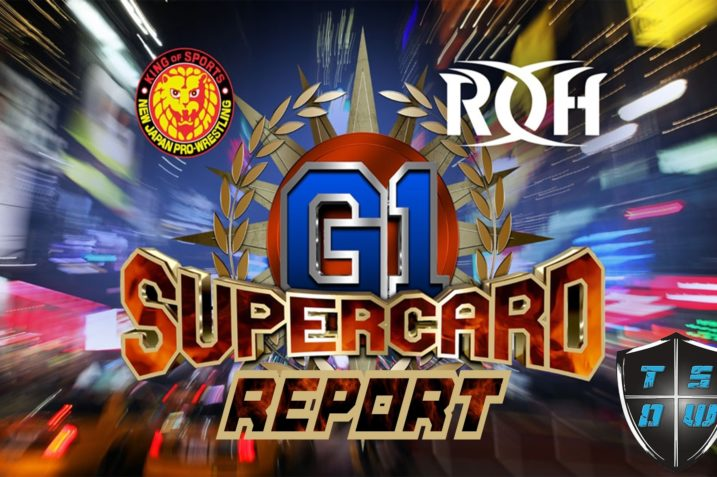 Report G1 Supercard