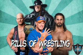 Pills Of Wrestling