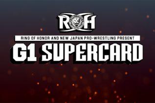 ROH - NJPW G1 Supercard