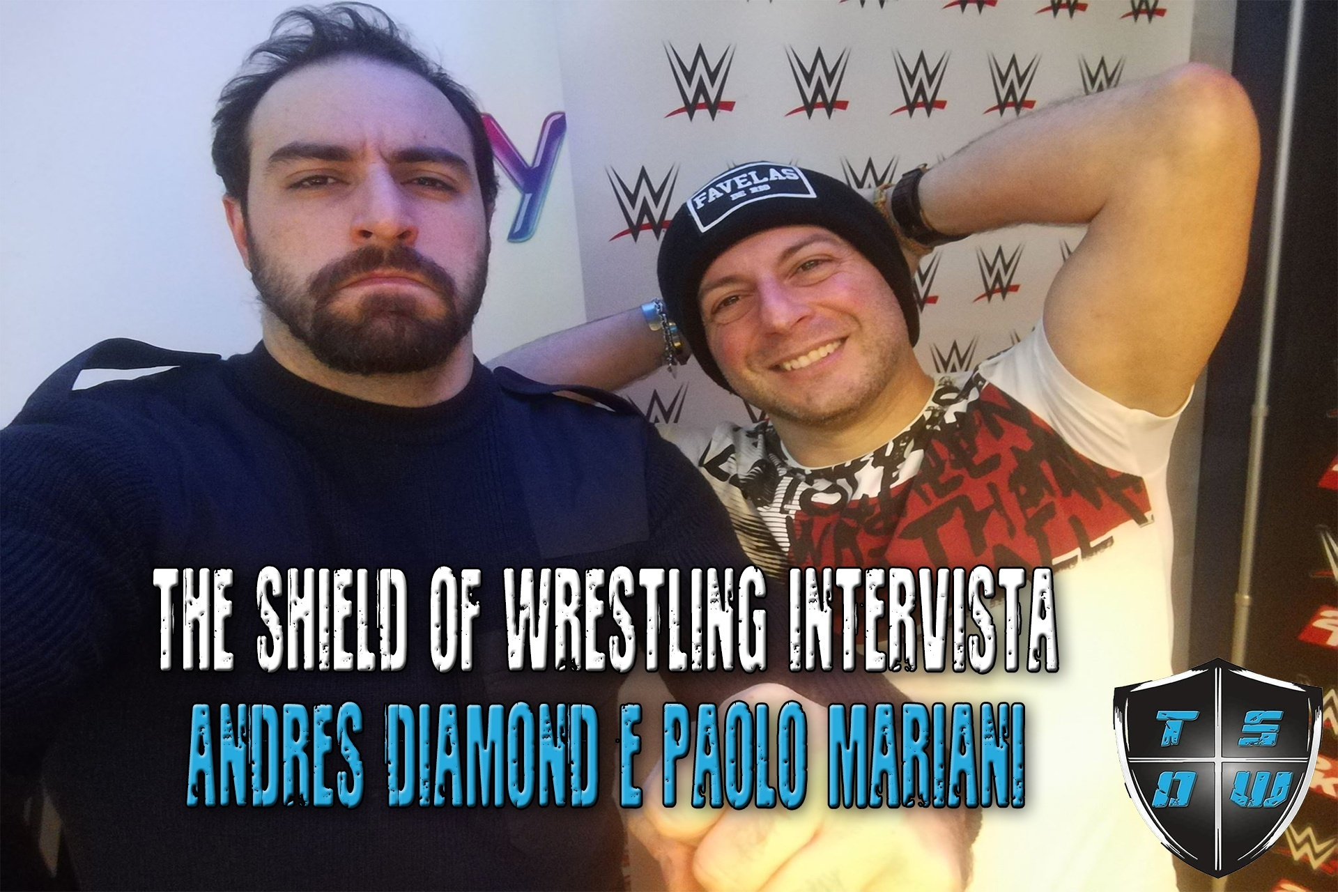Andres Diamond e Paolo Mariani