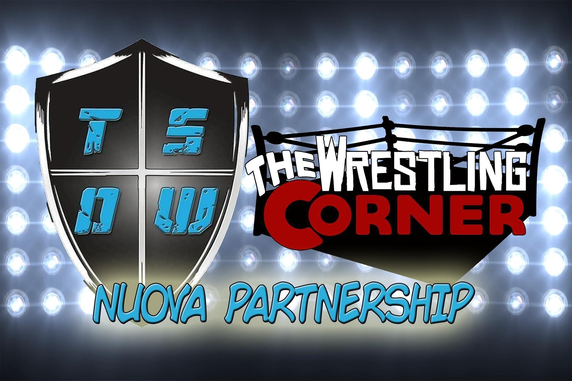 Accordo tra The Shield Of Wrestling e The Wrestling Corner