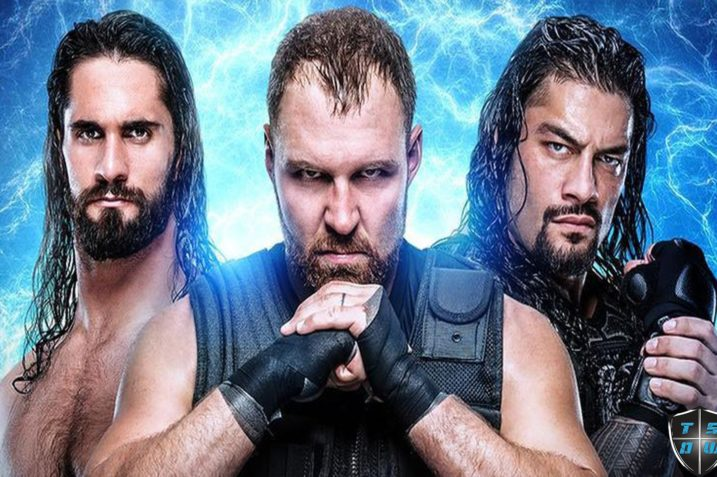The Shield's Final Chapter Live