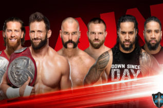 RAW | Cambio di titolo nel match di coppia?