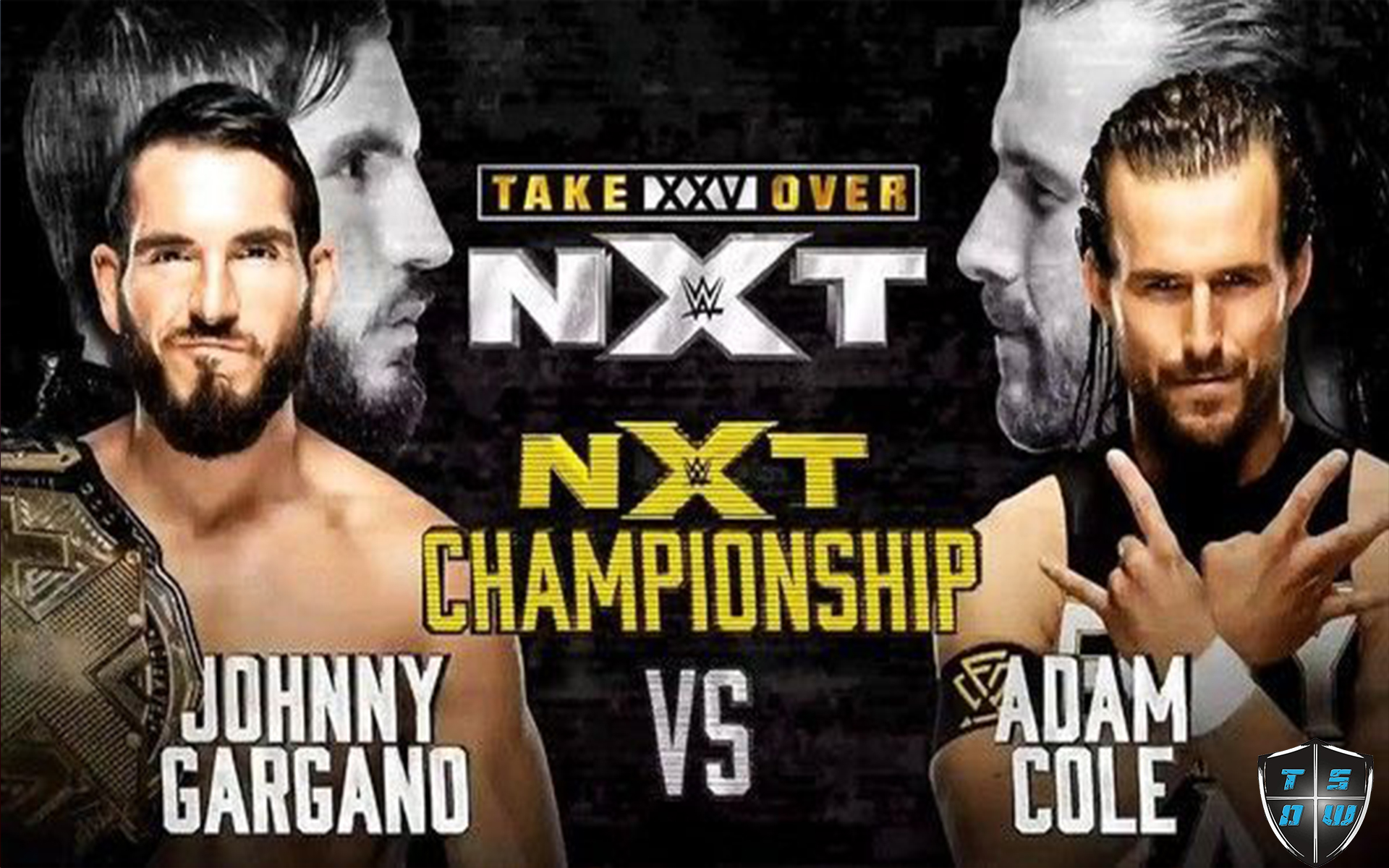 NXT Takeover XXV Main Event