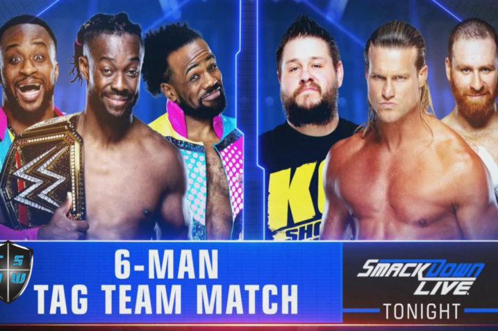 SmackDown   Importante ritorno durante la puntata