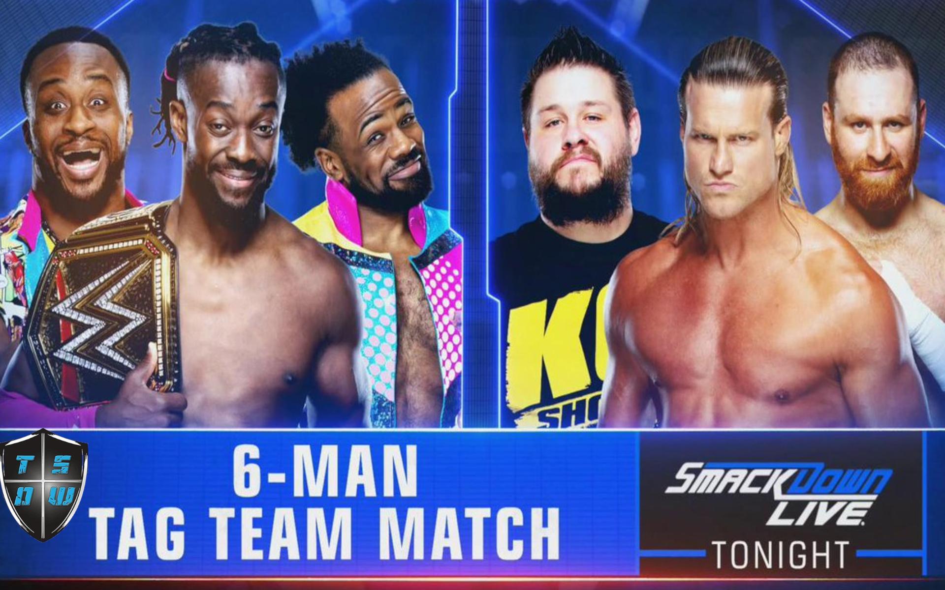 SmackDown | Importante ritorno durante la puntata
