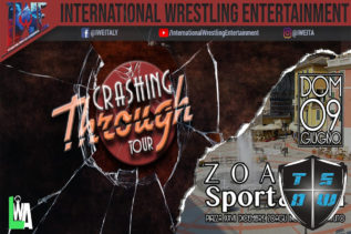 IWE | Crashing Through Review