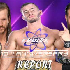 Report EVOLVE 131 - 10th Anniversary Celebration