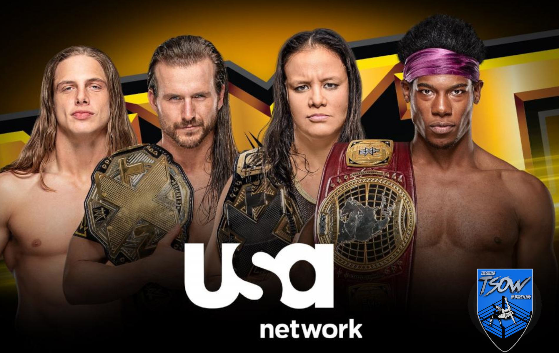 WWE | NXT sbarca in TV!