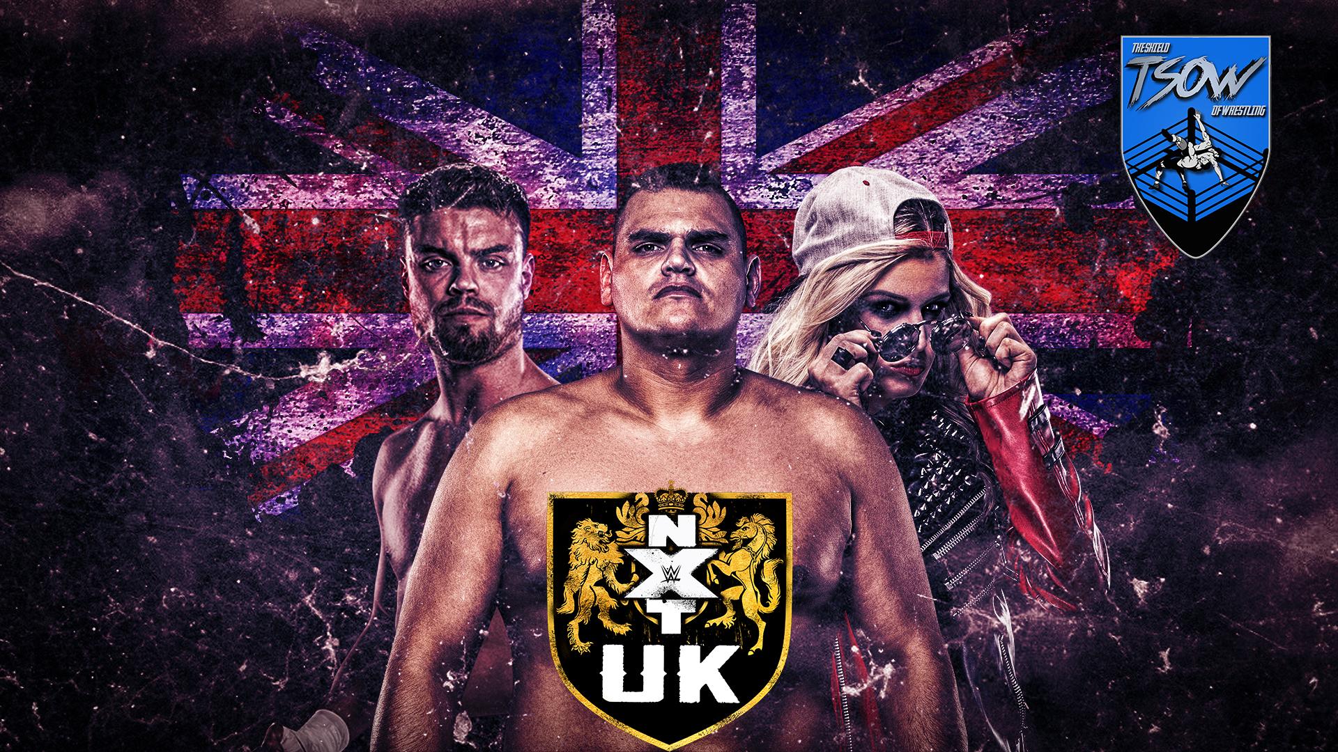 NXT UK 18-09-2019 Report- NXT UK