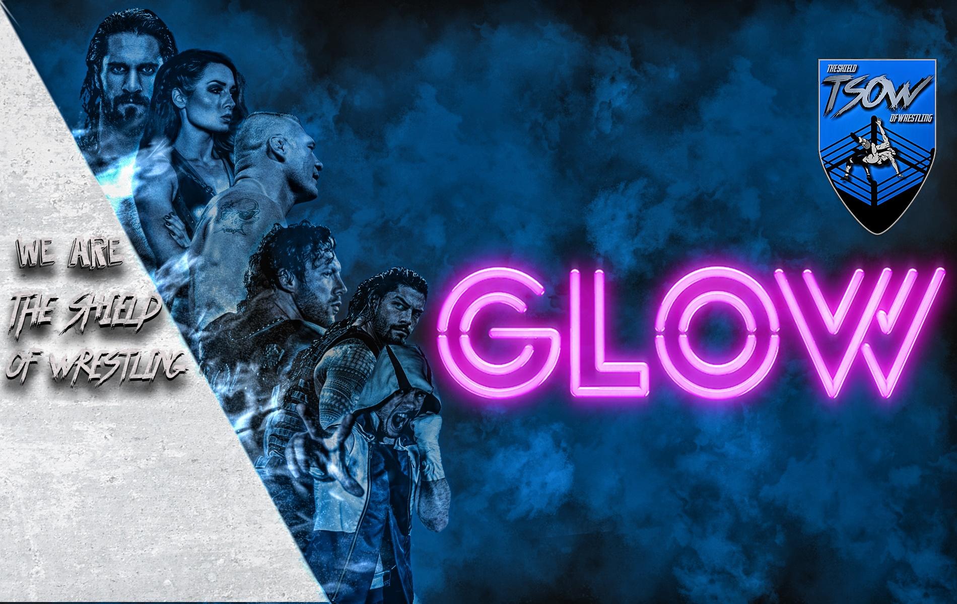 Annunciata la quarta - GLOW