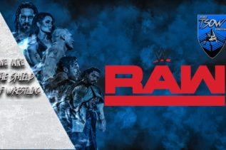 Annunciati diversi match - Puntata di RAW