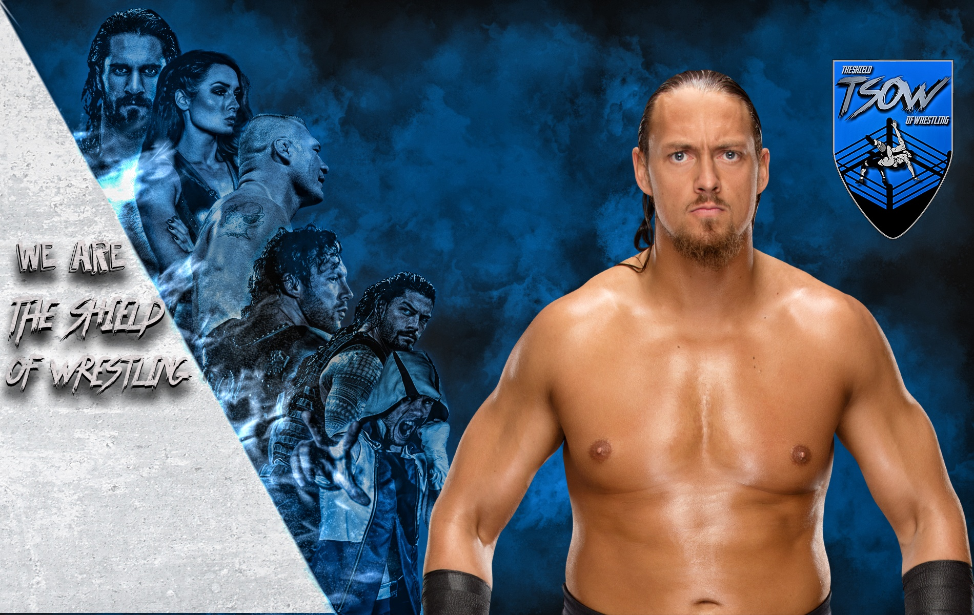 Big Cass ha aggredito - Ex-WWE