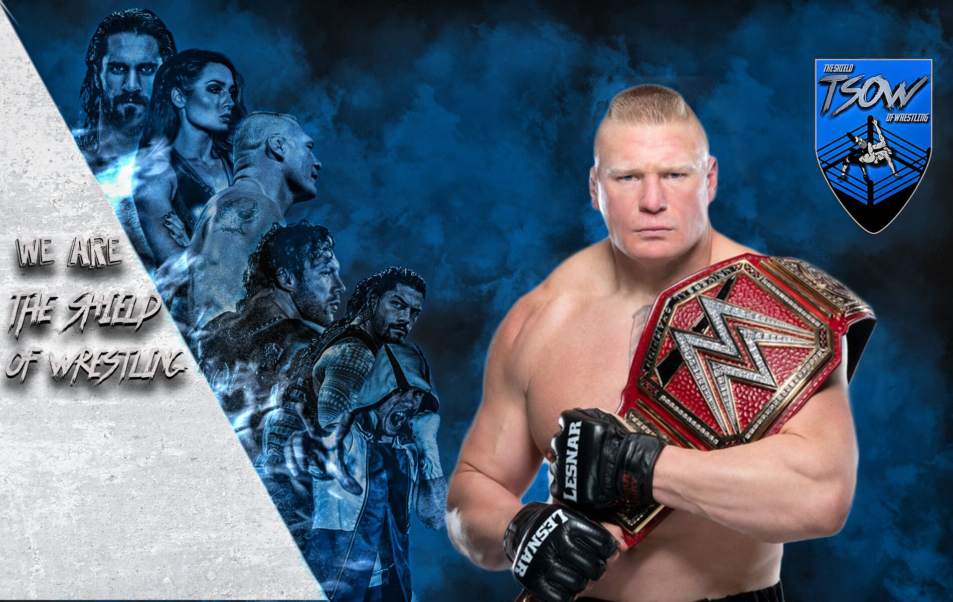 Brock Lesnar tornerà - Brock Lesnar