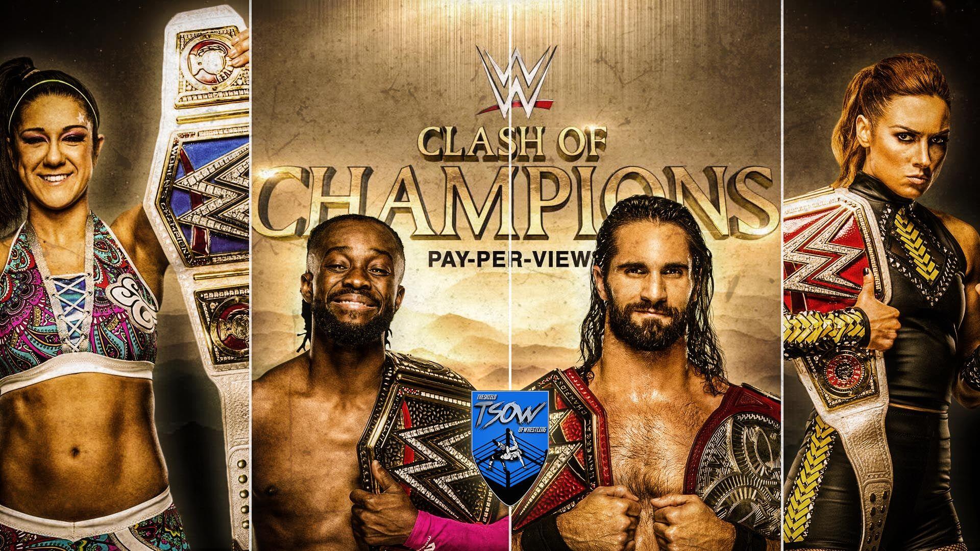 Clash - Clash of Champions
