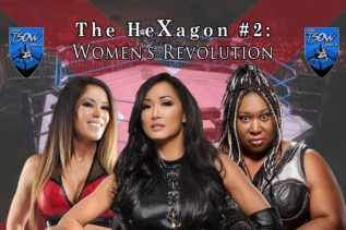 The HeXagon #2 - Women's Revolution