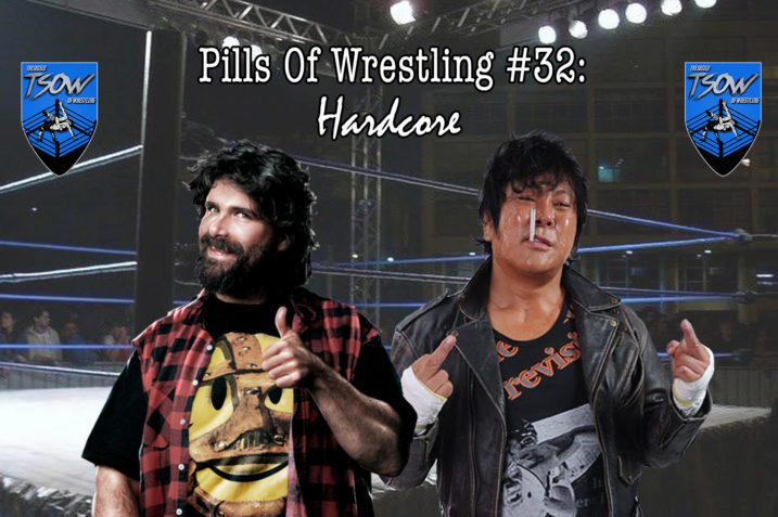 Pills Of Wrestling #32: Hardcore - Hardcore