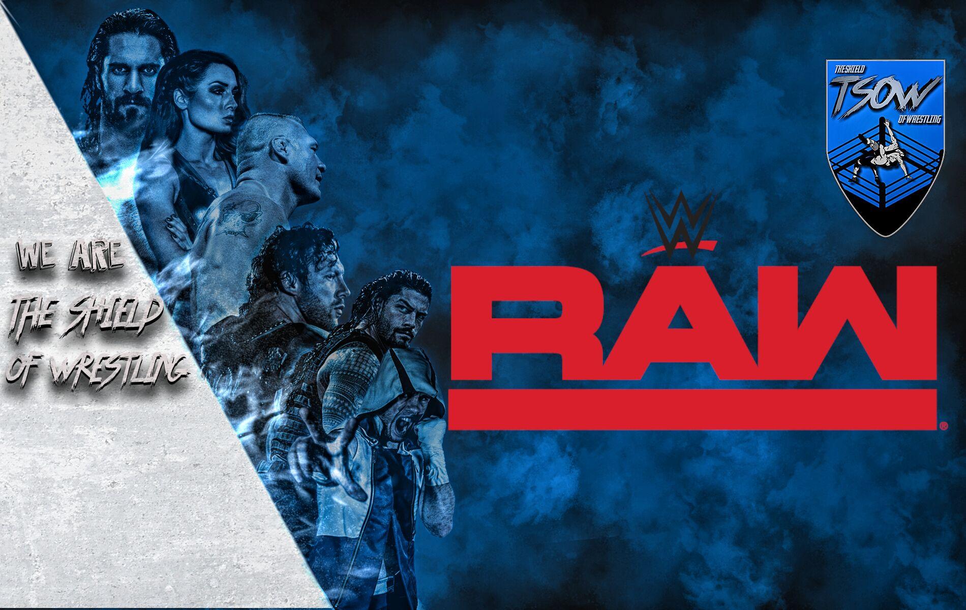 Grande ritorno al tavolo - RAW