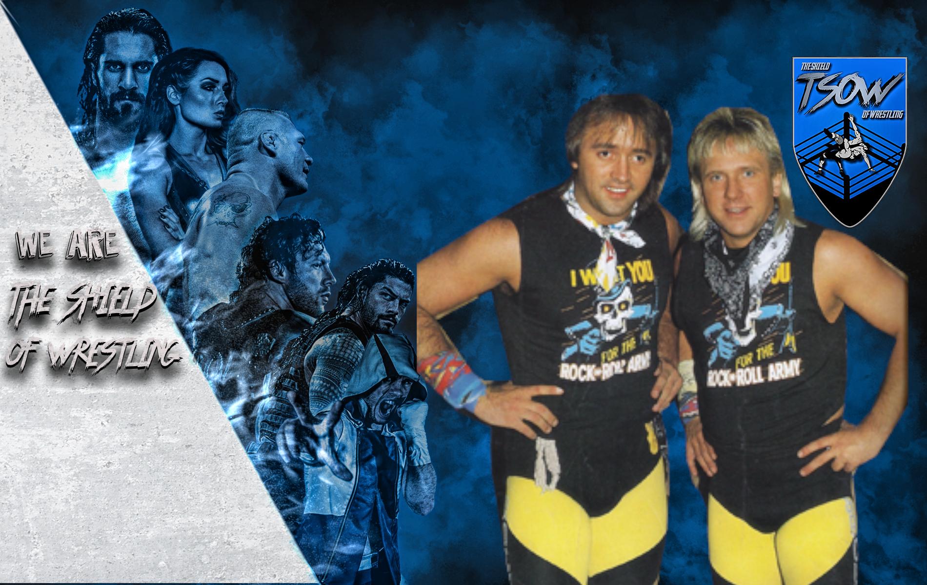 I Rock 'n' Roll Express faranno il loro debutto - NJPW