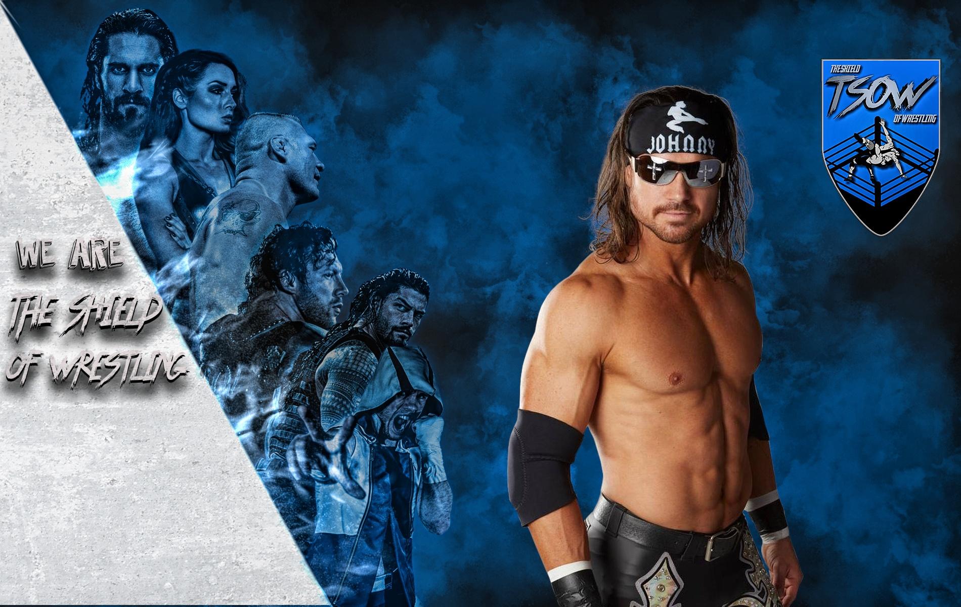 John Morrison ha - WWE
