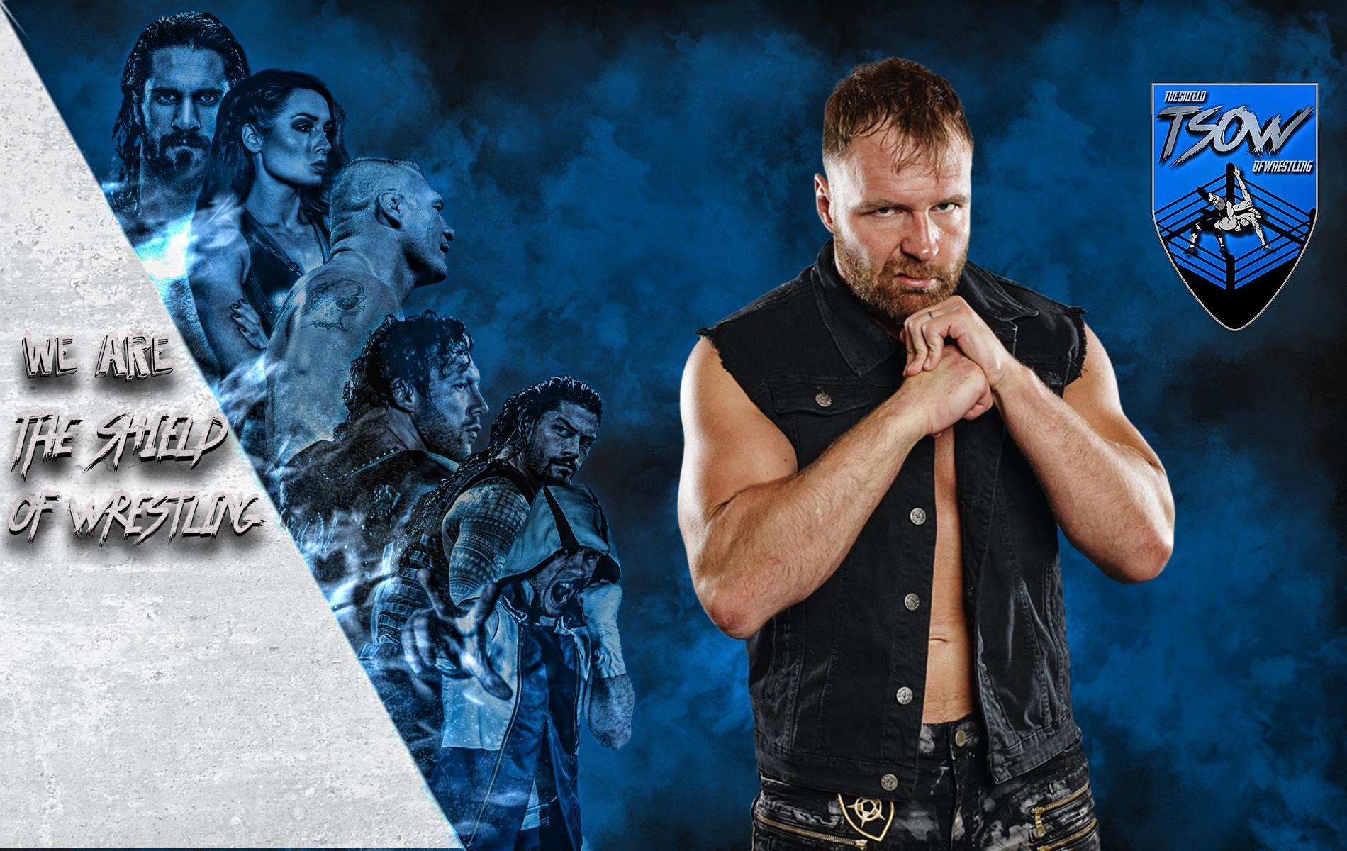 Jon Moxley prenderà parte - Wrestle Kingdom